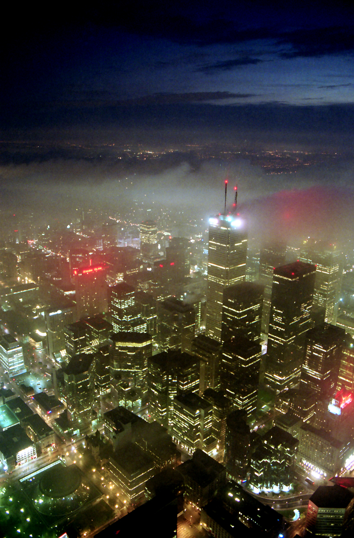Behold Toronto - Toronto - October 2006